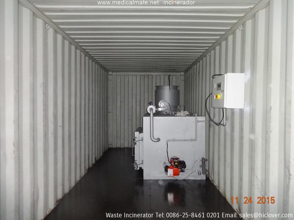 portable incinerator manufacturers