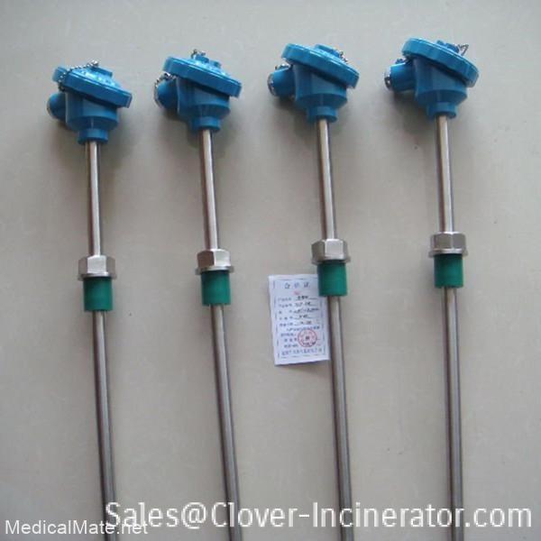Incinerator-Temperature-Thermocouple