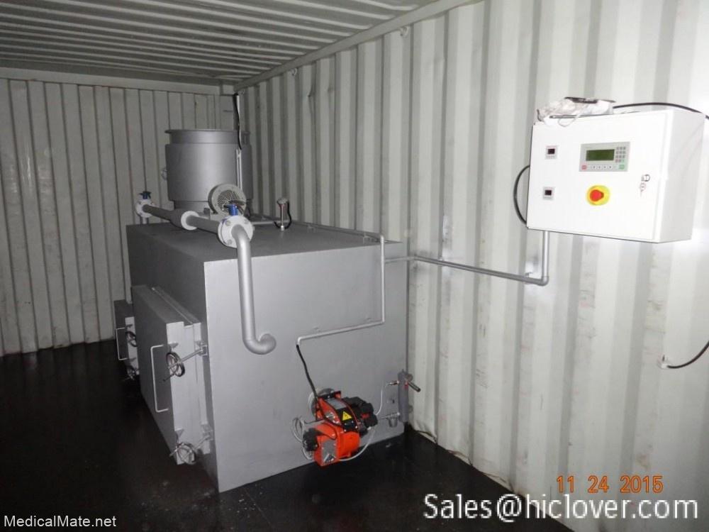 Containerized Incinerators